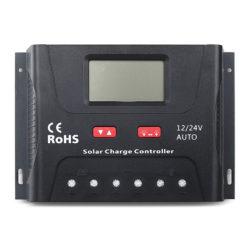 Controladores de Carga PWM SB-SRNE Modelo HP2460 - 60A 12-24V