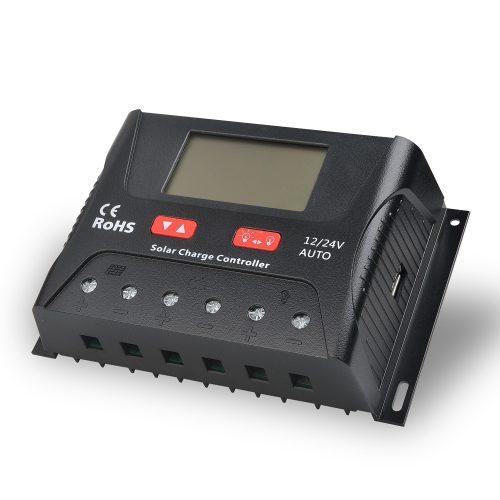 Controlador de carga PWM SNRE HP2440