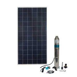 Bomba solar SPMD 4350 com painel solar UP SOLAR UP340